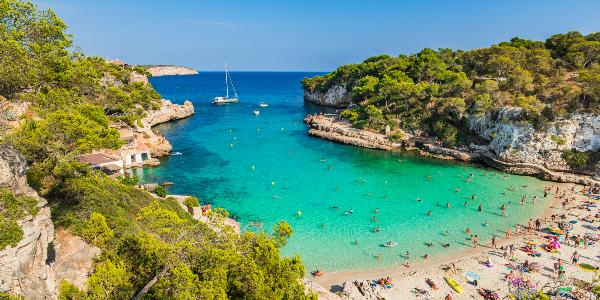 Mallorca vakantie zee