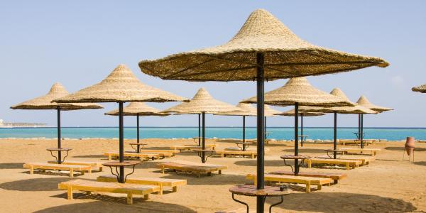 plage à hurgadha