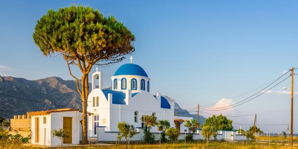 église à Kos