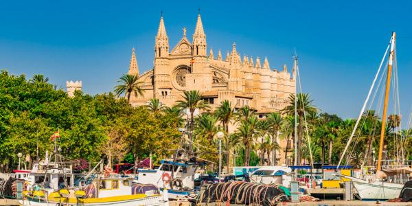 cathedrale à Majorque