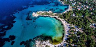 Chalkidiki eiland