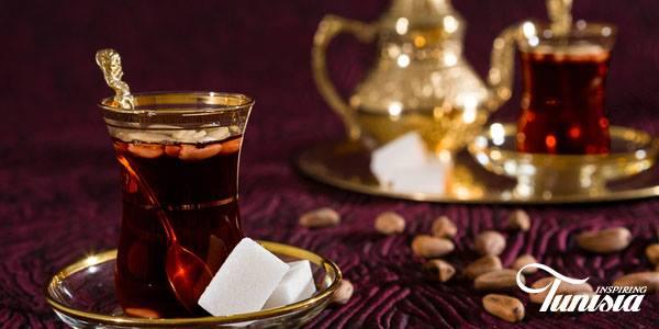 thé aux pignons- thé tunisien