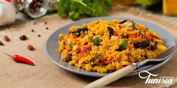 couscous - plat tunisien