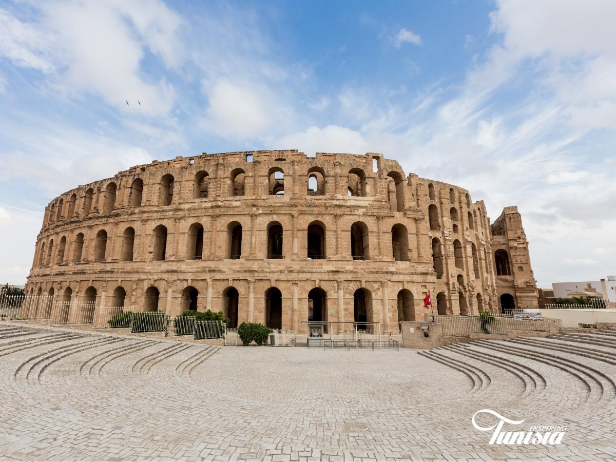 El Djem Amfitheater
