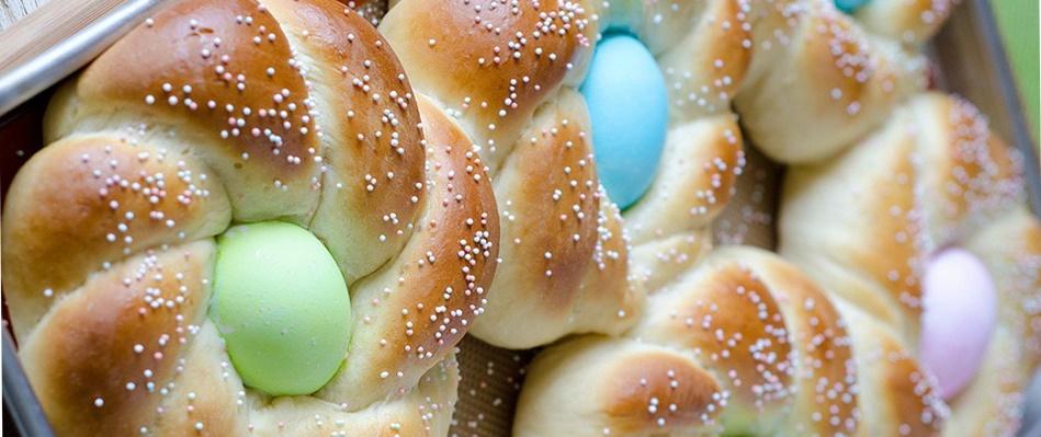 Monas de Pascua spanisches Ostergebäck