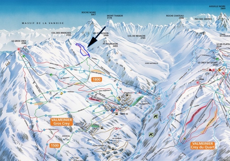 Galiber-Thabor proposed new lift for area expansion