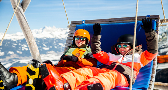 Book your family ski holiday today!