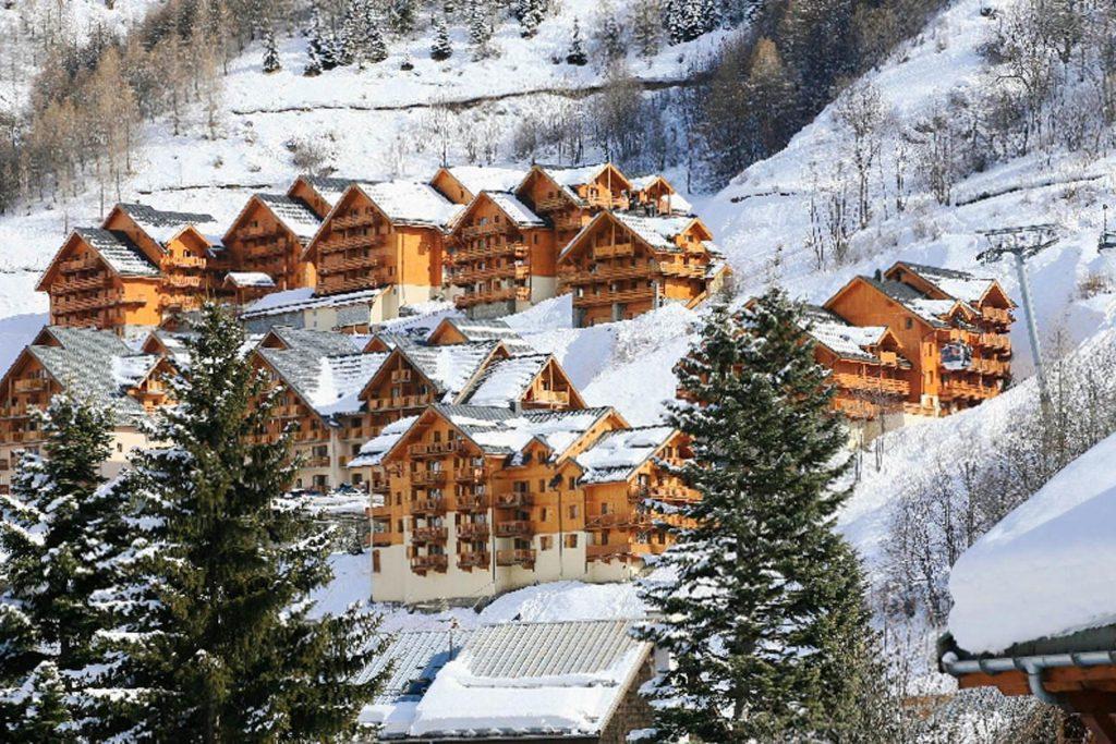 skigebied valloire frankrijk