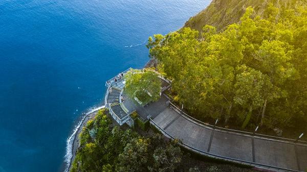 Belvedere de Cabo Girao Madère