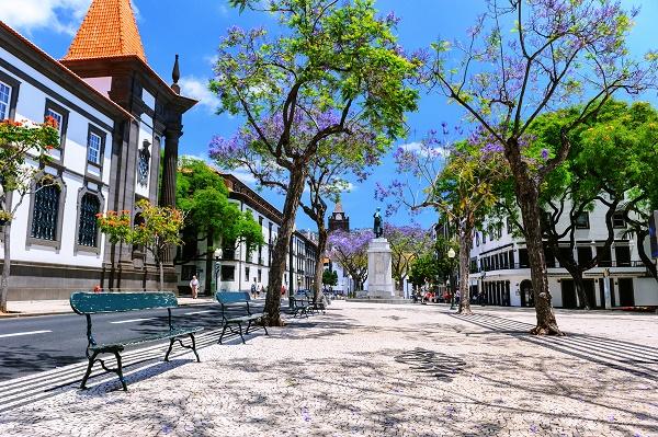 Funchal, capitale de Madère
