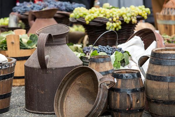 Dégustation vins de Madère