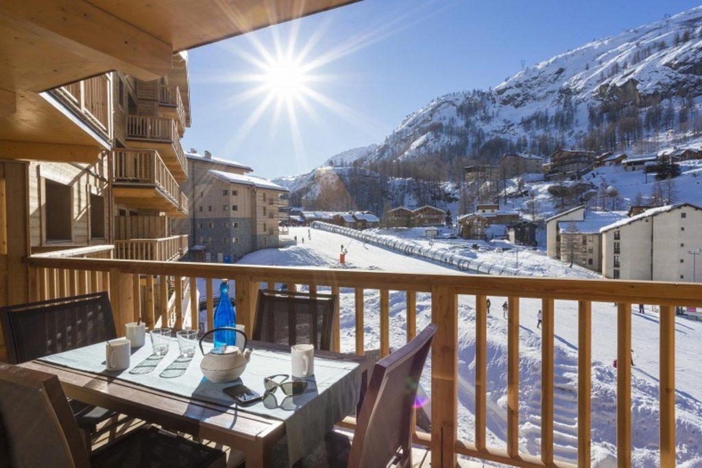 skigebied tignes frankrijk