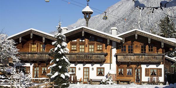 Chalet Brugger - Mayrhofen