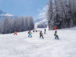 Ski holiday to Val Cenis