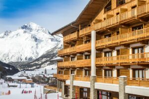 Ski holiday to Val Cenis
