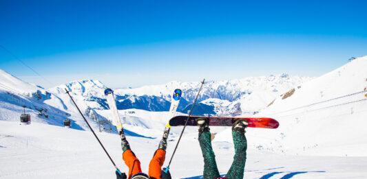 Ski Opening