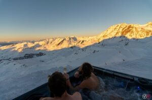 Val Thorens View