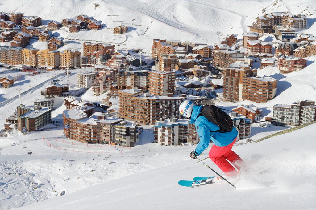 Short Ski Holiday