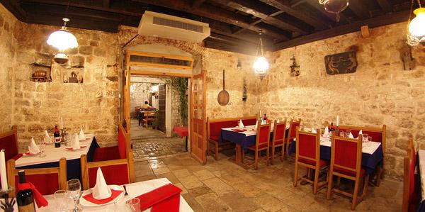Hotel Tragos in Dalmatië