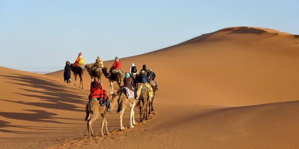 Prachtige woestijn