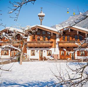 Alpenchalets Brugger in Mayrhofen