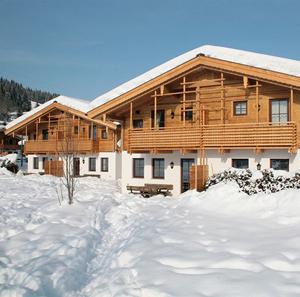 Alpenchalets Flachauer Gutshof in Flachau