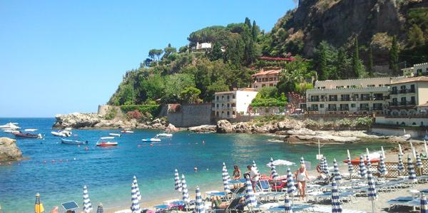 Strand Taormina Mazzaro