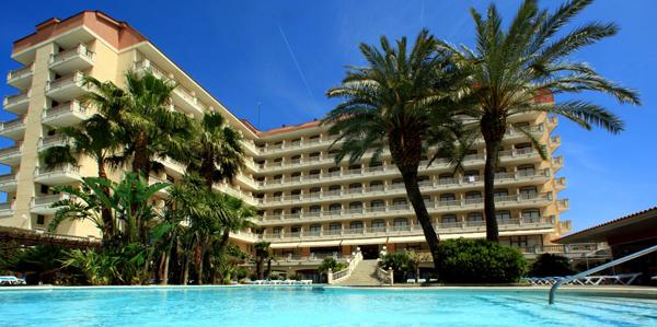 Aqua Hotel Bella Playa in Malgrat de Mar
