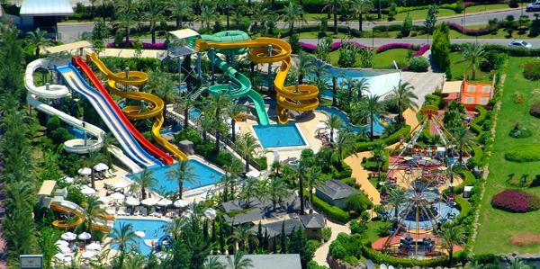 Hotel Royal Wings in Antalya - Lara, Turkije