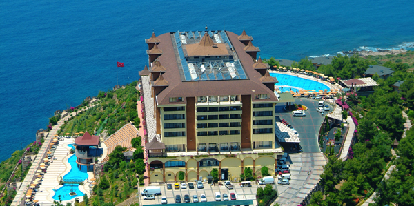 Hotel Utopia World, Alanya