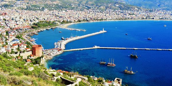 Alanya, Turkije
