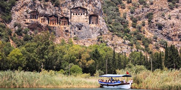 Dalyan, Turkije