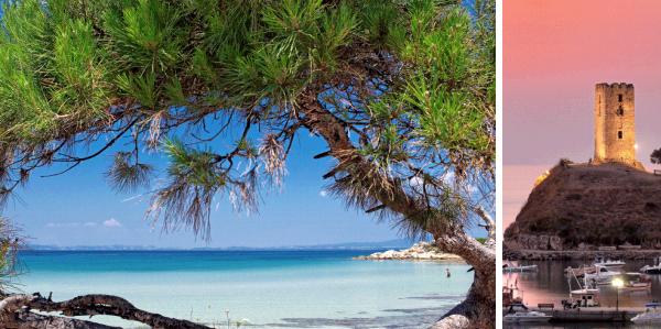 Griekenland, Chalkidiki