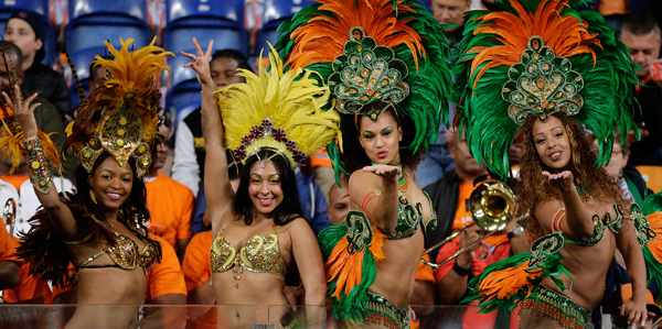 WK Brazilië met Sunweb