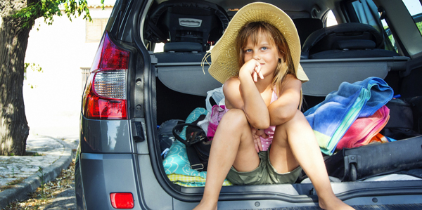 Makkelijk met de auto op vakantie
