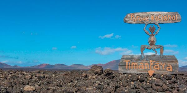 Nationaal Park Timanfaya, Lanzarote