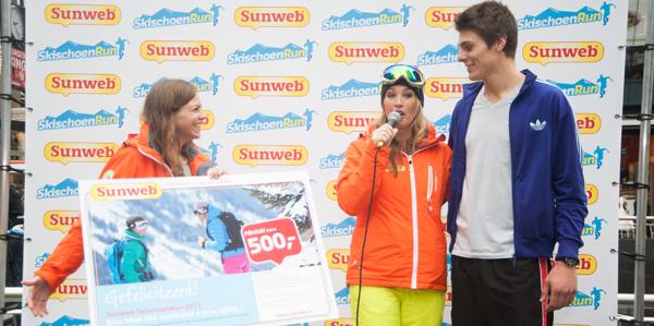 Prijswinnaar Skischoenrun
