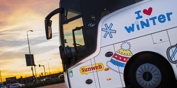 Sunweb wintersport busreizen