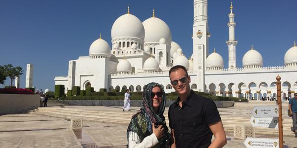 Moskee-bezoek-Corine-en-Art