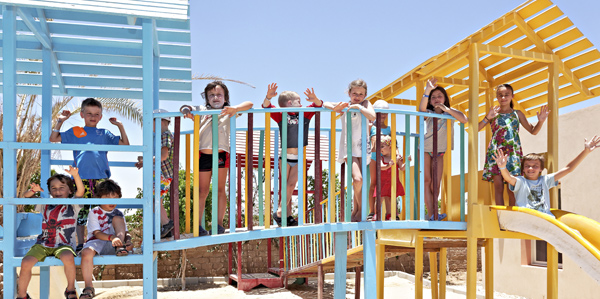Trixie Kids Club – Sea Beach Resort