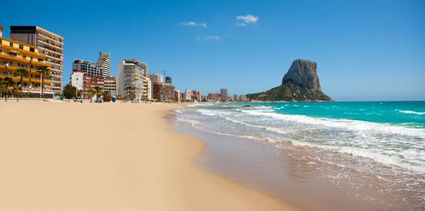 Calpe - Spanje