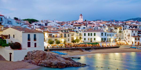 Tossa de Mar - Spanje