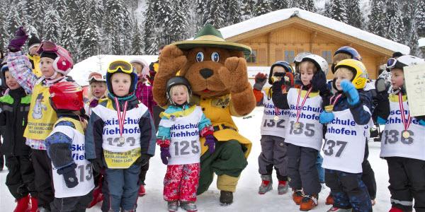 kindvriendelijke wintersport bollo