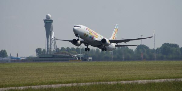 Tips om jezelf te vermaken op Schiphol - Vliegtuigen spotten