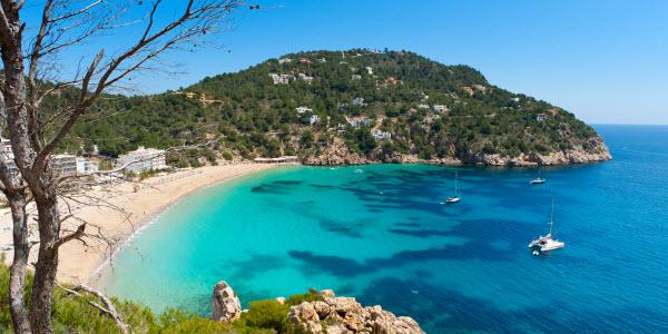 5 prachtige bestemmingen die als filmset hebben gediend - Ibiza