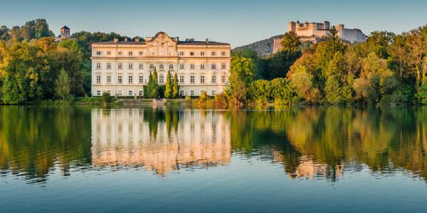 5 prachtige bestemmingen die als filmset hebben gediend - Salzburg