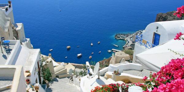Oia - Verliefd op Griekenland