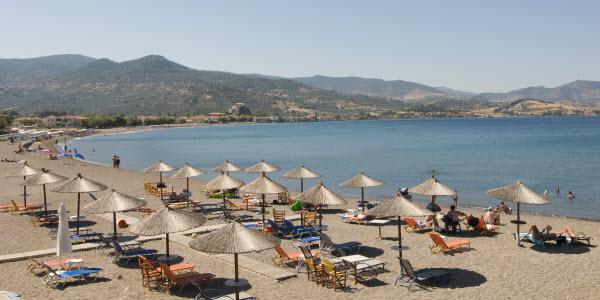Strand Lesbos