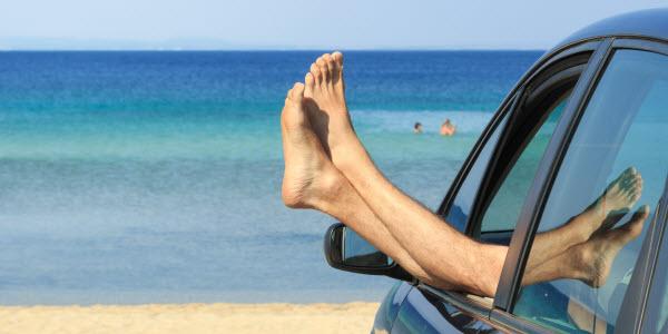 Met de auto door Griekenland - Autovakantie