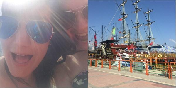 Discover Alanya - selfie